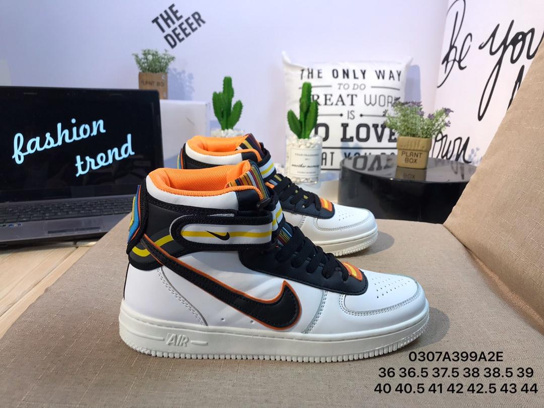 Nike Air Force 1 Mid RT Tisci 纪梵希 白